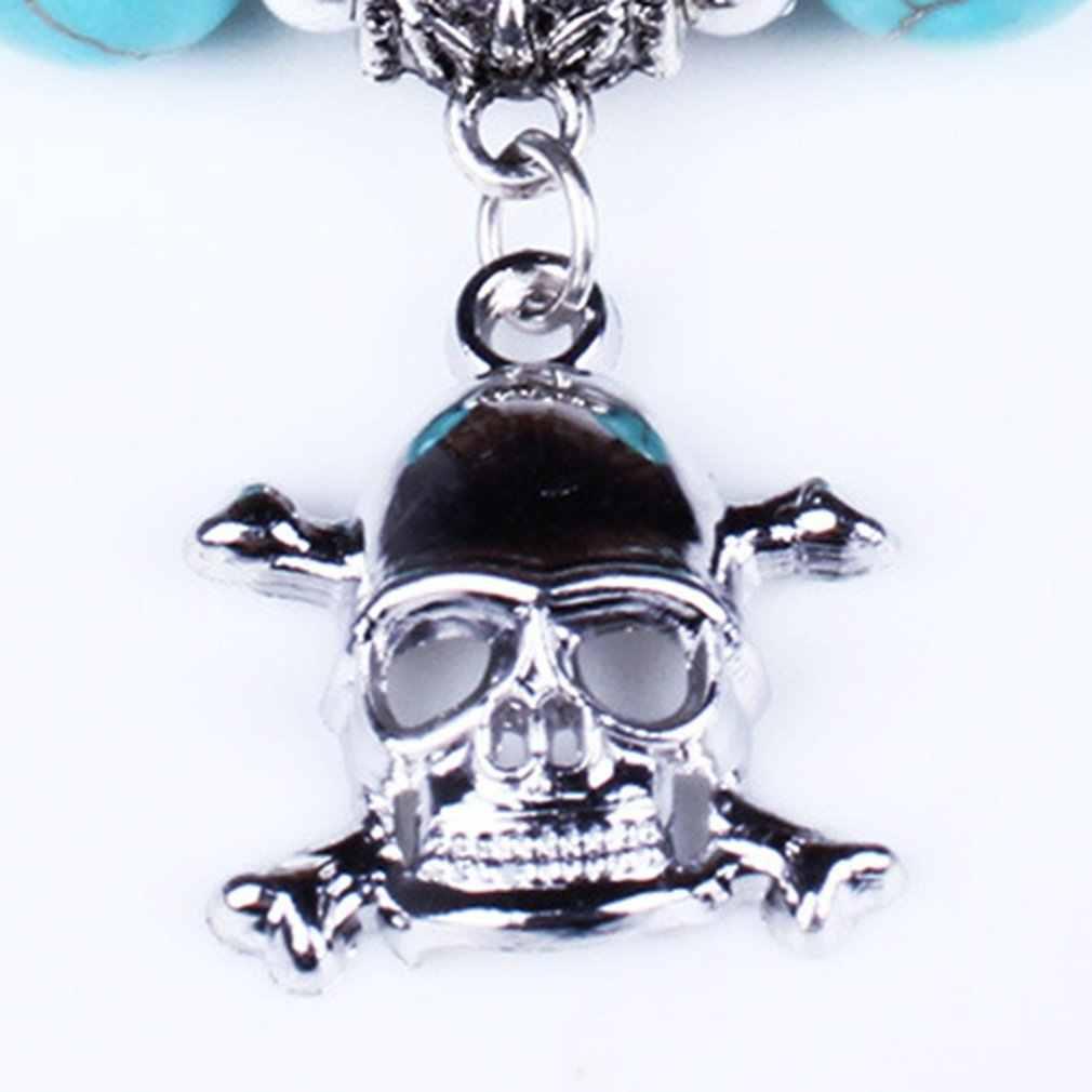 Металлический кулон, бусины, браслеты с подвесками, браслет, женский браслет, ювелирный браслет с надписью, этнический череп, слон, мужские подарки, распродажа