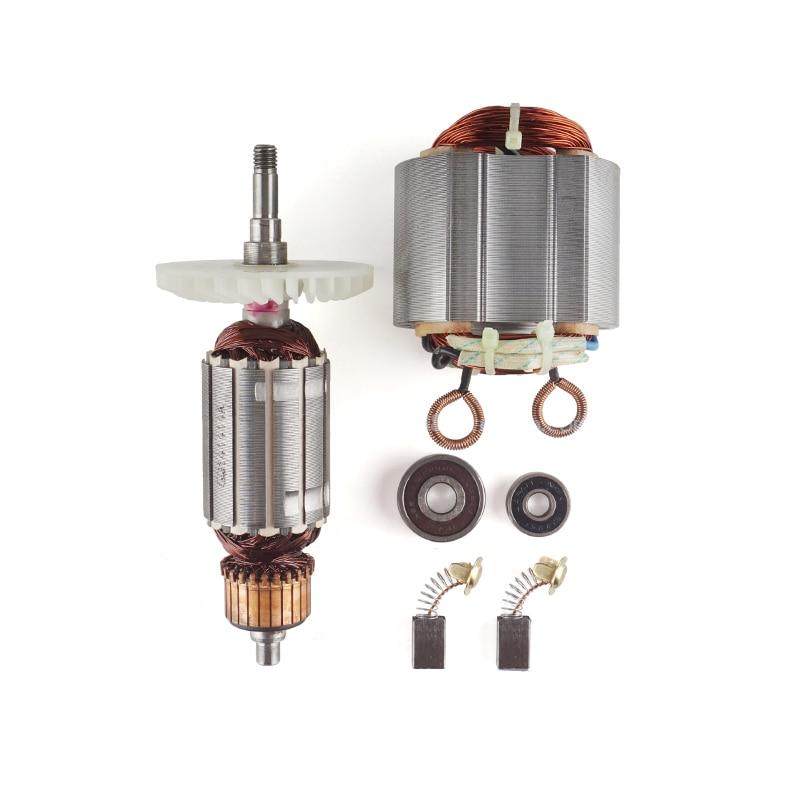 Angle Grinder Rotor For Hitachi 150 Stator G15SA2 Angle Grinder Angle Grinder Accessories