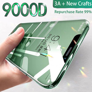 9000D Full Cover Protective Glass on The For iPhone 7 8 6 6s Plus Tempered Screen Protector For iPhone 11 Pro X XR XS Max Glass