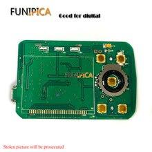 Nouvelle carte mère AD200 originale pour carte de commande Godox AD200 avec accessoires de caméra speedlite de carte arrière de données ad200