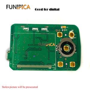 Image 1 - Nouvelle carte mère AD200 originale pour carte de commande Godox AD200 avec accessoires de caméra speedlite de carte arrière de données ad200
