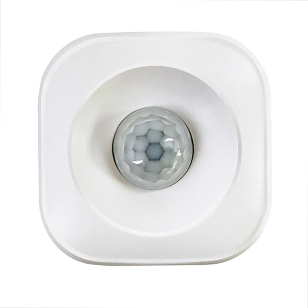 WIFI Motion Sensor Mini PIR Motion Detektor WIFI Bewegung Sensor Alarm Tuya Smart Leben APP Wireless Home Security System