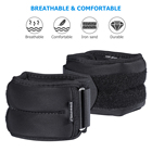 2PCS Ankle Weights W...
