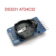 DS3231 AT24C32 IIC Precision RTC Real Time Clock Memory Module for Arduino New Original