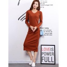 sweater dress women casual knitted dresses elegant simple office black long sleeve blue fashion ladies Autumn winter midi dress s xxl plus size corset blue knitted sweater dress women turn down collar casual elegant dress women midi long sleeve dresses