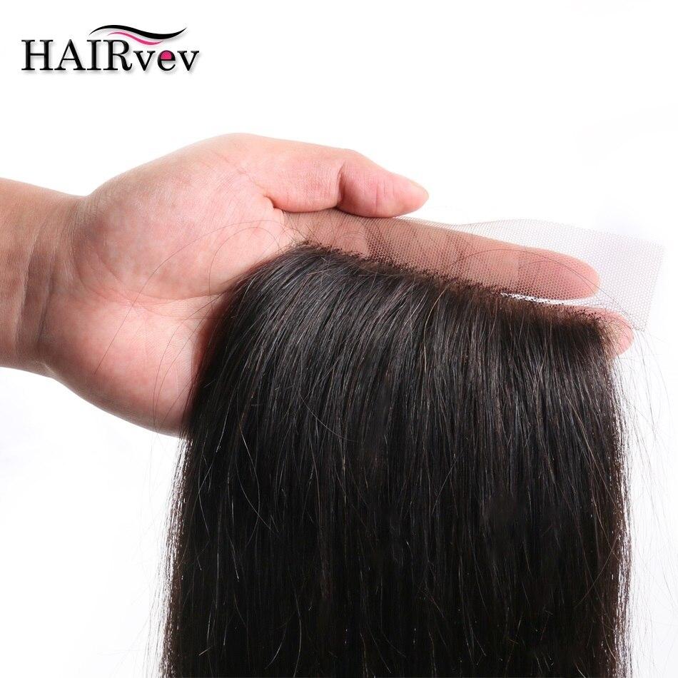Прямые человеческие волосы на шнуровке 4X4, искусственная шелковая основа, искусственная застежка головы, 100% Реми, бразильские человеческие ...