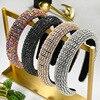 Full Crystal Sponge Headband  1