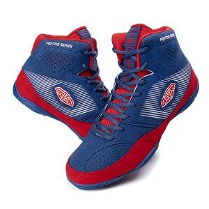 Zapatos de boxeo antideslizantes para hombre, gran oferta, levantamiento de pesas, de lucha, de diseñador, 2020