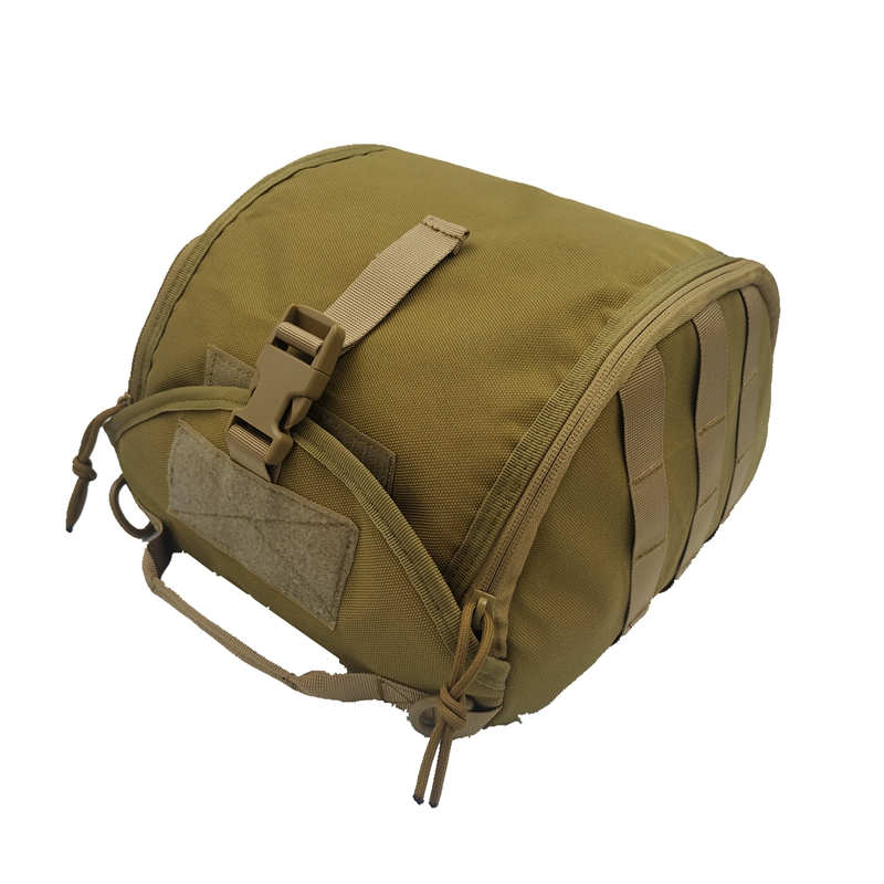 Tactical Helmet Bag For Carrying Airsoft Fast Helmet MICH Helmet Anti-virus Mask Bag Tactical Pouch  Molle Bag