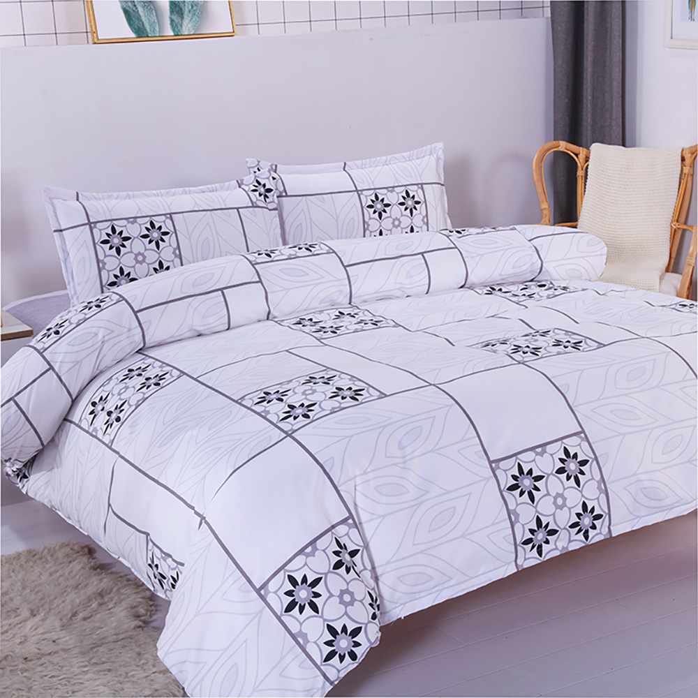 High Quality Bedding Set Full Size 4pcs Suitable For Kids /Adult Single /queen/King size Duvet Cover/Bed Sheet/Pillowcases