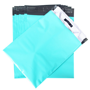 Image 3 - Speedy Mailers 10x13inch 100pcs Teal Green Poly Mailer Colorful Poly Mailer Bags Self Sealing Plastic Packing Envelope Bags