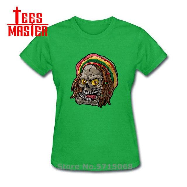 2020 mulher camiseta dreadlocks reggae música qualidade algodão rasta vibrações crânio jamaica dj blunt rave roupa ao ar livre hip hop camiseta