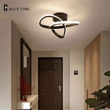 Modern Led Ceiling Lamp Corridor Light For Living room Bedroom Kitchen Dining room Home Lustre Ceiling Light Fixtures Aluminum
