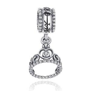 Image 2 - قلادة متدلية من الفضة الإسترليني 925 من MOWIMO حقيقية مرصعة بخرز من الزركون متعددة الأشكال ملائمة سوار فضي أصلي للسيدات مجوهرات