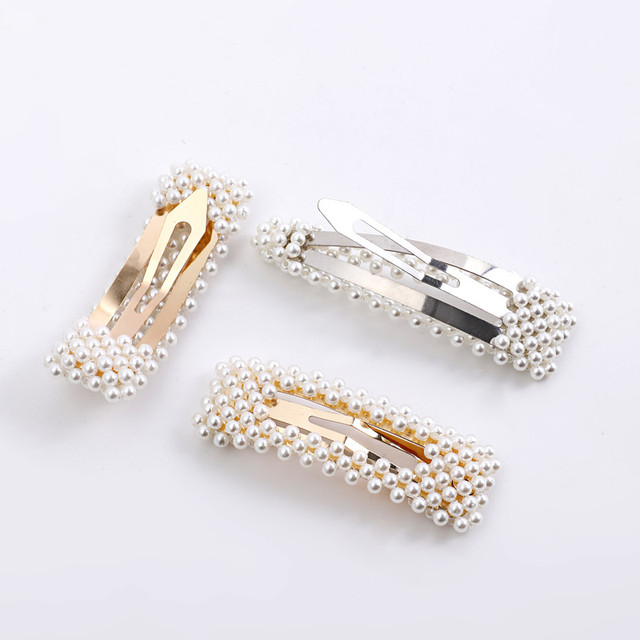 Épingle à cheveux en perles pour femmes   5 pièces, épingle à cheveux, mode doux, épingle à cheveux, pince à cheveux, ensemble accessoires pour cheveux, bijoux
