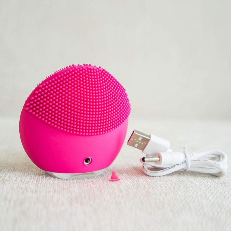 Foreoing Luna Mini 2 Face Cleansing Brush ,With Real LOGO, USB Charging, Waterproof, 8 Level,ccept Dropshipping
