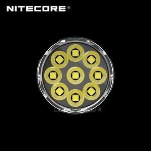 Image 2 - 9500ルーメンnitecore TM9K 9 × cree XP L hd V6 led超コンパクトタクティカルフラッシュライト内蔵21700リチウムイオン5000バッテリー