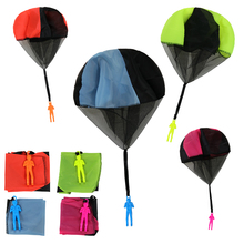 Fly-Parachute Play Outdoor-Game Educational Sport Mini Children New Soldier Ce for Random-Hand-Throwing