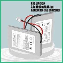 Bateria recarregável de 3.7v 1800mah para o controlador sem fio da bateria do controlador de sony ps3 bluetooth