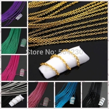 12 colors 10M metal nail glitter chain for 3d nail art tips decorations tools wholesale