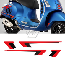 Motorcycle Decal Graphic Kit Case for Vespa GTS 300 Super Sport 2019 2020 HPE Stickers