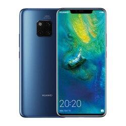 Huawei Mate 20 Pro 6 ГБ/128 ГБ синего цвета с двумя сим-картами LYA-LX9