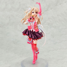 Fate Illyasviel von Einzbern Prisma Klangfest Ver. Figura de acción de PVC, Anime, figuras en miniatura de juguete, chica Sexy, muñeca de colección
