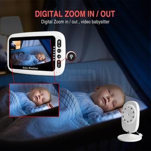Image 3 - Radio moniteur LCD pour bébé 4.3 pouces