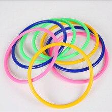 731 лоточник Ringtoss пластиковый бросок круг игра метание кольцо твердый круг Заводская поставка товаров оптом