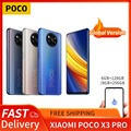 POCO X3 Pro Cell 6GB+128GB/8GB+256GB Xiaomi Android Smartphone Snapdragon 860 120Hz DotDisplay 5160mAh 33W Charge Quad AI Camera