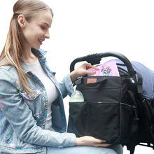 Fashion Mummy Maternity Nappy Bag Large Capacity Multi-function Travel Stroller Organizer Baby Carriage Bag Nursing Diaper Bag free shipping fashion baby diaper bag large capacity mummy bag multi function nappy bags baby stroller bag