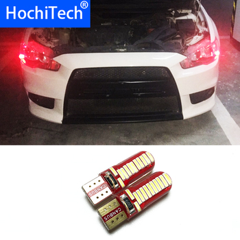 1pc Car Auto LED T10 194 W5W Canbus 5630 SMD Clearance Lights For mitsubishi asx pajero outlander 2013 image