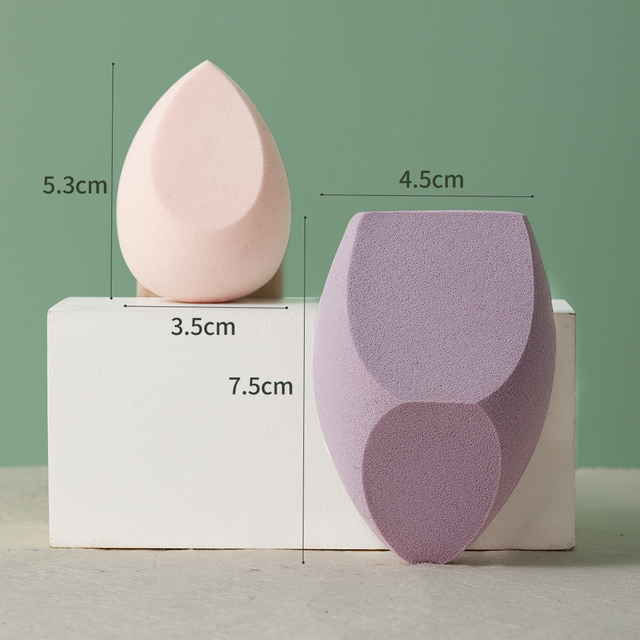 OVW 1pcs Foundation Makeup Sponge Egg Beauty  Cosmetic Puff for Face soft Make up Tool 5