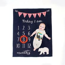 Get more info on the Baby Blankets Knitted Cotton Autumn Newborn Bebes Swaddle Muslin Wrap Blanket 100*80CM Infant Stroller Sleepsack Children Quilts