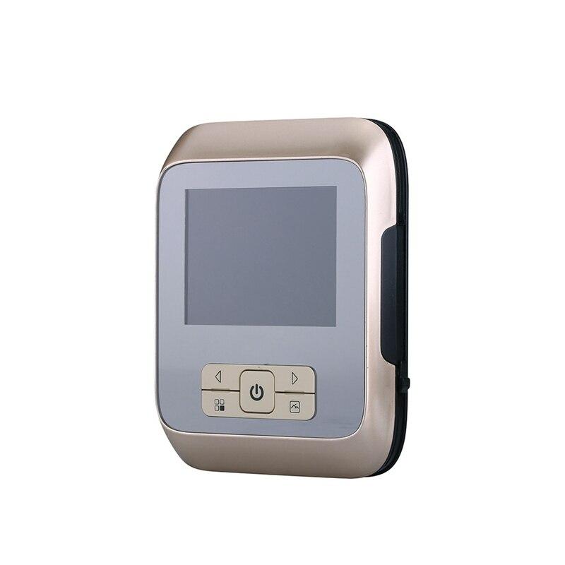 Intelligent Electronic Cat Eye Wireless Video Doorbell Security Door With Visual Intelligent Doorbell Digital Door Mirror Doorbe