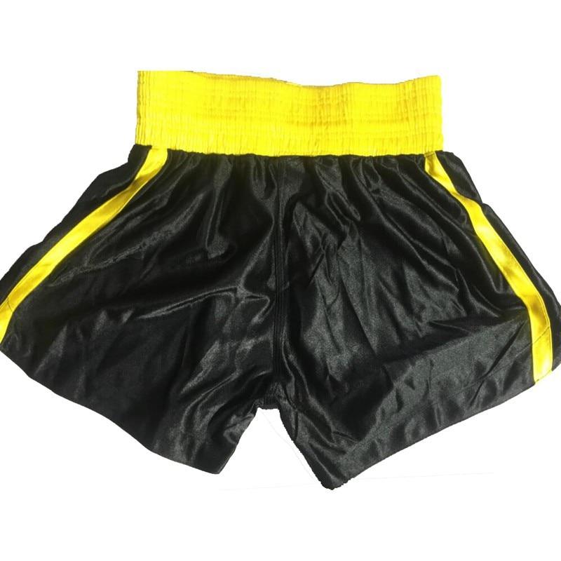 Generation Wolf Adult Children Boxing Sanda Shorts Martial Arts Wear Muay Thai MMA Fighting Boxing Training Game Clothing