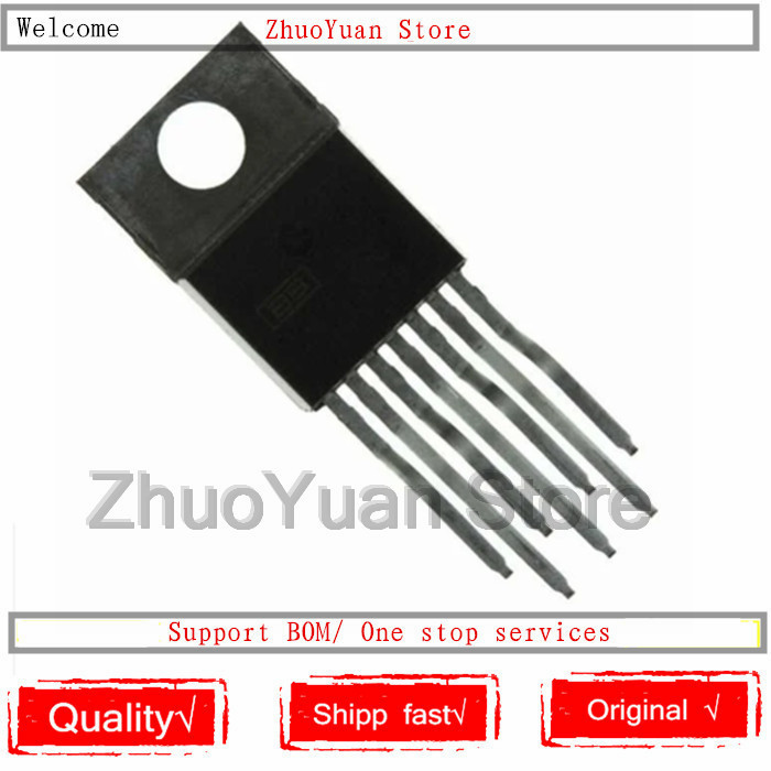 1PCS/Lot BTS660P BTS660 TO-220-7 IC Chip New Original