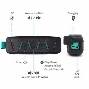 Image 2 - Altoparlanti Bluetooth esterno impermeabile portatile 10W Sound Box colonna musicale altoparlante Wireless altoparlante Subwoofer HD Bass Stereo Aux