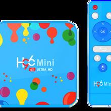 Magnum/Basic/French TyinGon H96 mini box Android uniquement, pas de chaînes, pas d'application