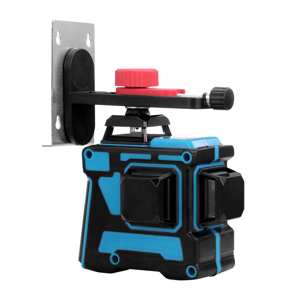 Tools : ALLSOME 12 Lines 3D Green Laser Level Self-Leveling 360 Degree Horizontal And Vertical Cross Lines Green Laser Line With Tripod