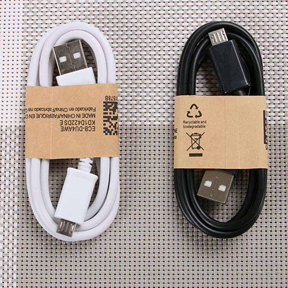 Suitable For Samsung S4 Universal Smartphone Fast Charge Micro USB2.0 Charging Cable V8 Data Cable For Android