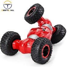 2021 nowy Q70 sterowanie radiowe 2.4GHz 4WD Twist- Desert Off samochód zabawka szybki zdalnie sterowany samochód wspinający się dla dzieci zabawki