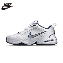Nike Air Monarch Iv Men Basketball Shoes New Arrival Outdoor Footwear Breathable Sneakers Sports #415445 nike air versitile iv men s basketball gym shoes basketball shoes sneakers sport shoes new original at1199