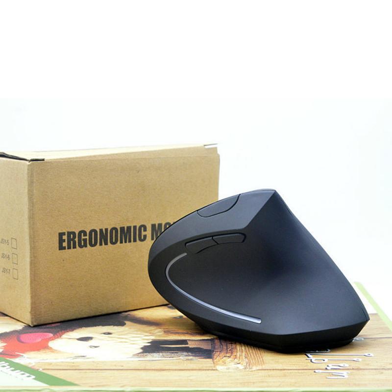 Новая беспроводная мышь, креативные практичные компьютерные принадлежности, крутая Акулий плавник, эргономичная удобная беспроводная Вер...