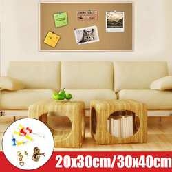 Houten Muur Opknoping Message Board Note Board Kurk Frame Pin Bericht Prikbord Voor Thuis Kantoor Winkel Memo School Foto achtergrond