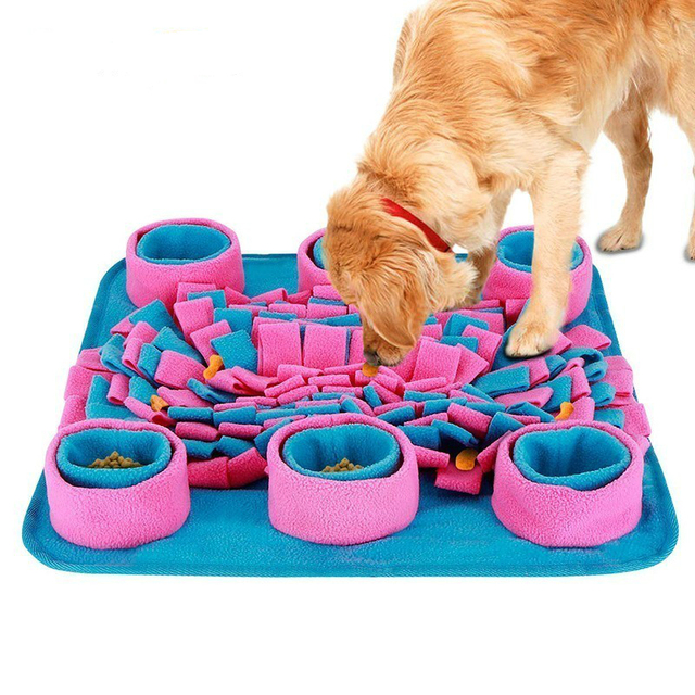 Dog Puzzle Interactive Training Toys