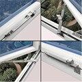Ограничитель ветра Brace угол контроллер телескопическая поддержка окна пробка из нержавеющей стали раздвижной ограничитель инструменты ак...