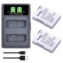2 шт. x 1200 мА/ч, EN-EL14a EN-EL14 EL14 Батарея Зарядное устройство с Тип C для Nikon D5600,D5500,D5300,D5200,D5100,D3200,D3300,P7800,P7100