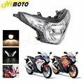 Фара EMARK  фара для мотоцикла  светодиодные дневные ходовые огни Hi/Lo  фара для Honda CBR250R CBR250 CBR 250 R 2008-2013