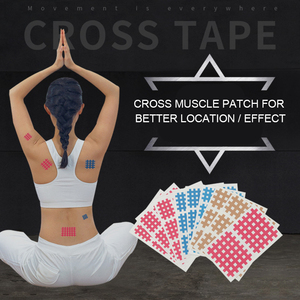 10 Pcs/Bag Sport Esporte Crossfit Tape M